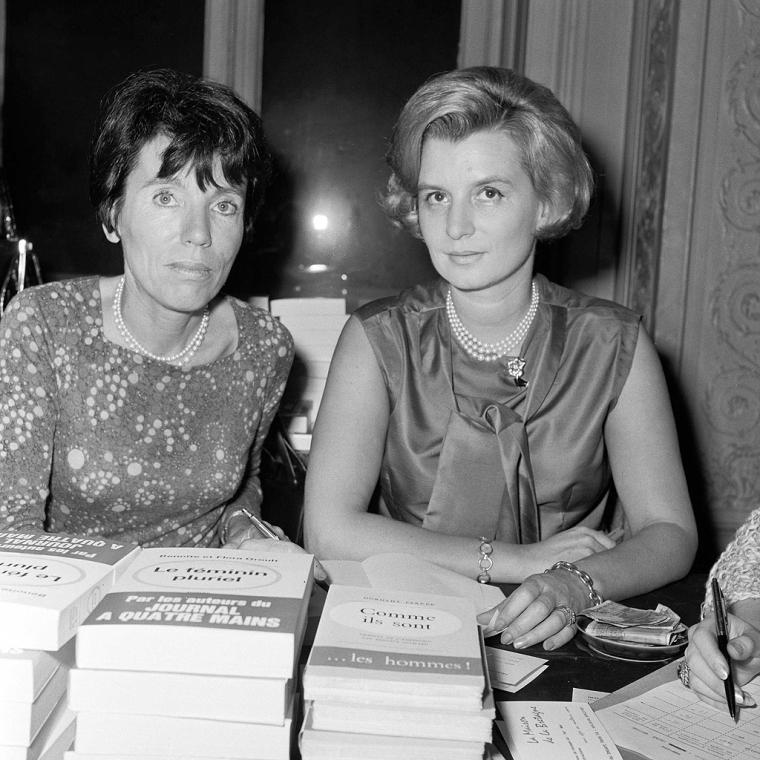 Benoite et Flora Groult