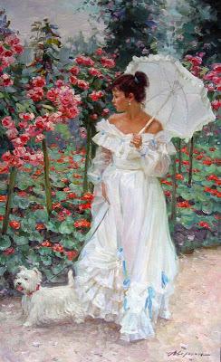 Résultat d'images pour  les femmes les roses et les melons