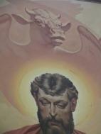 """Résultat de recherche d'images pour """"taureau de l'église st taur"""""""