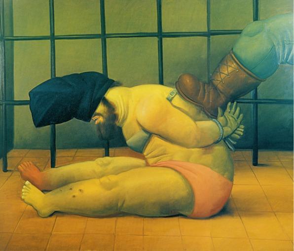 """Résultat de recherche d'images pour """"fernando botero torture"""""""